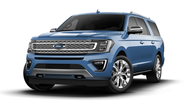 2019 Ford Expedition Max Platinum MAX SUV